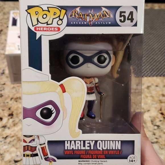 Funko Other - Harley Quinn 54 Funko Pop